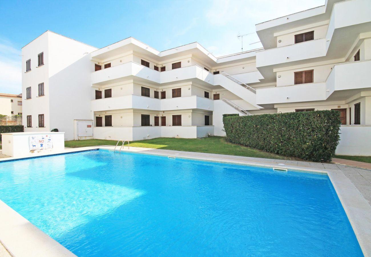 Apartamento en L'Escala - Carmen