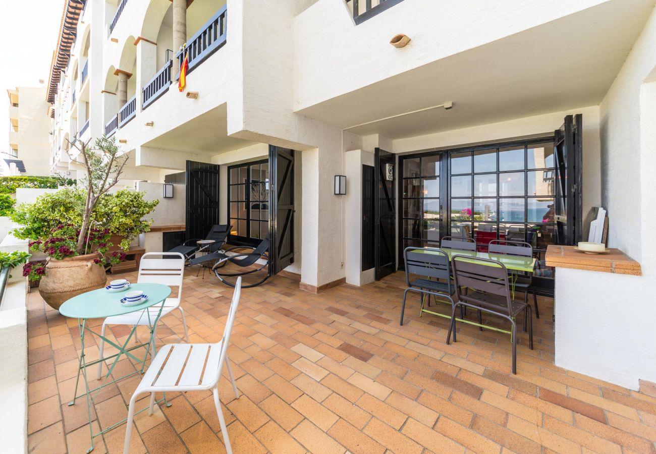 Apartamento en L'Escala - Diana