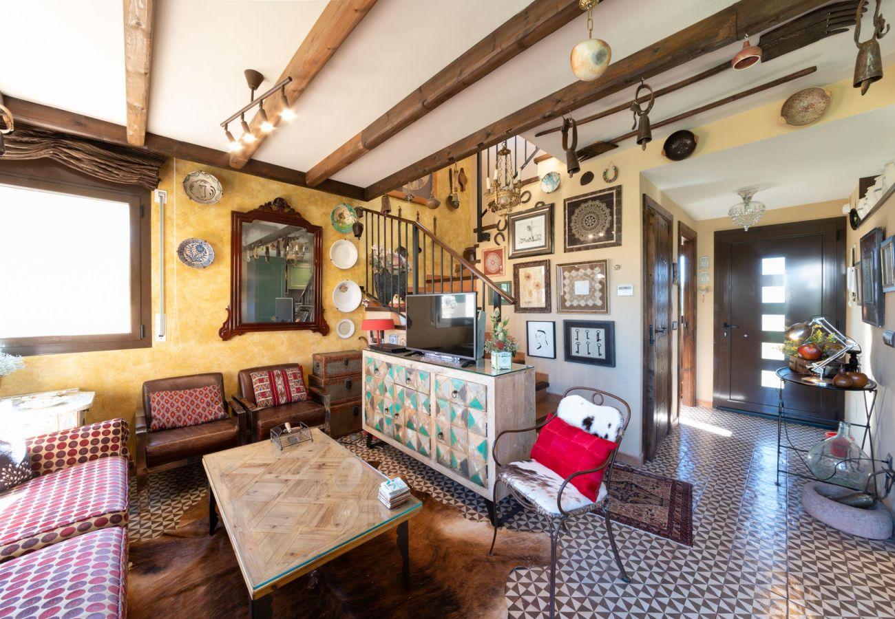 Villa en L'Escala - Rosa