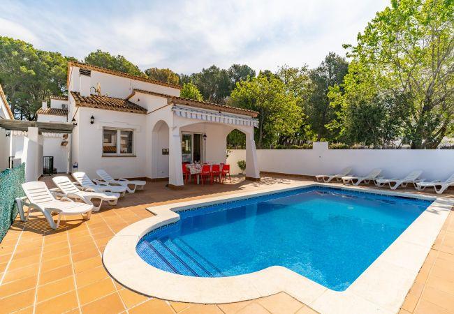 Villa en L'Escala - Odri