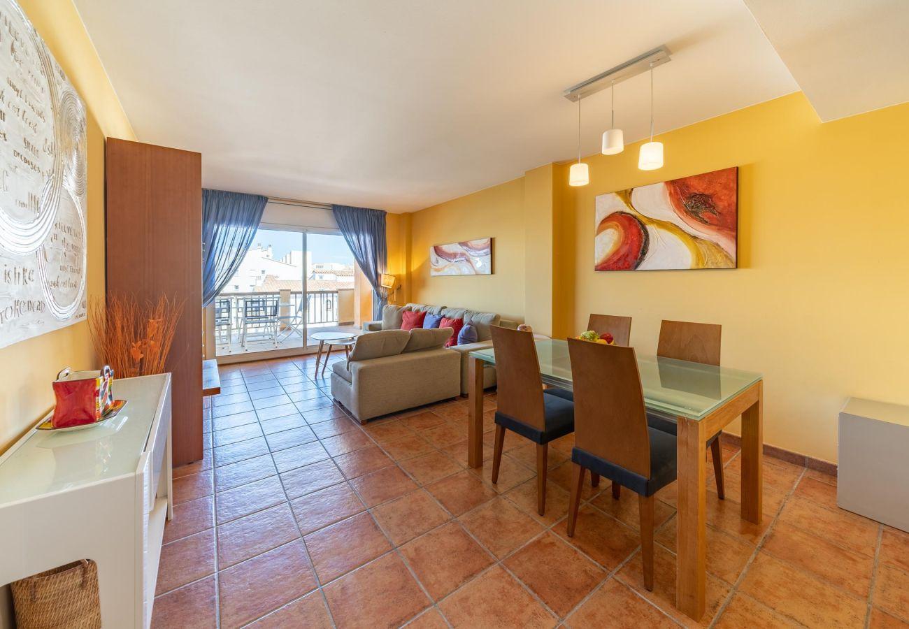 Apartment in L'Escala - Colette
