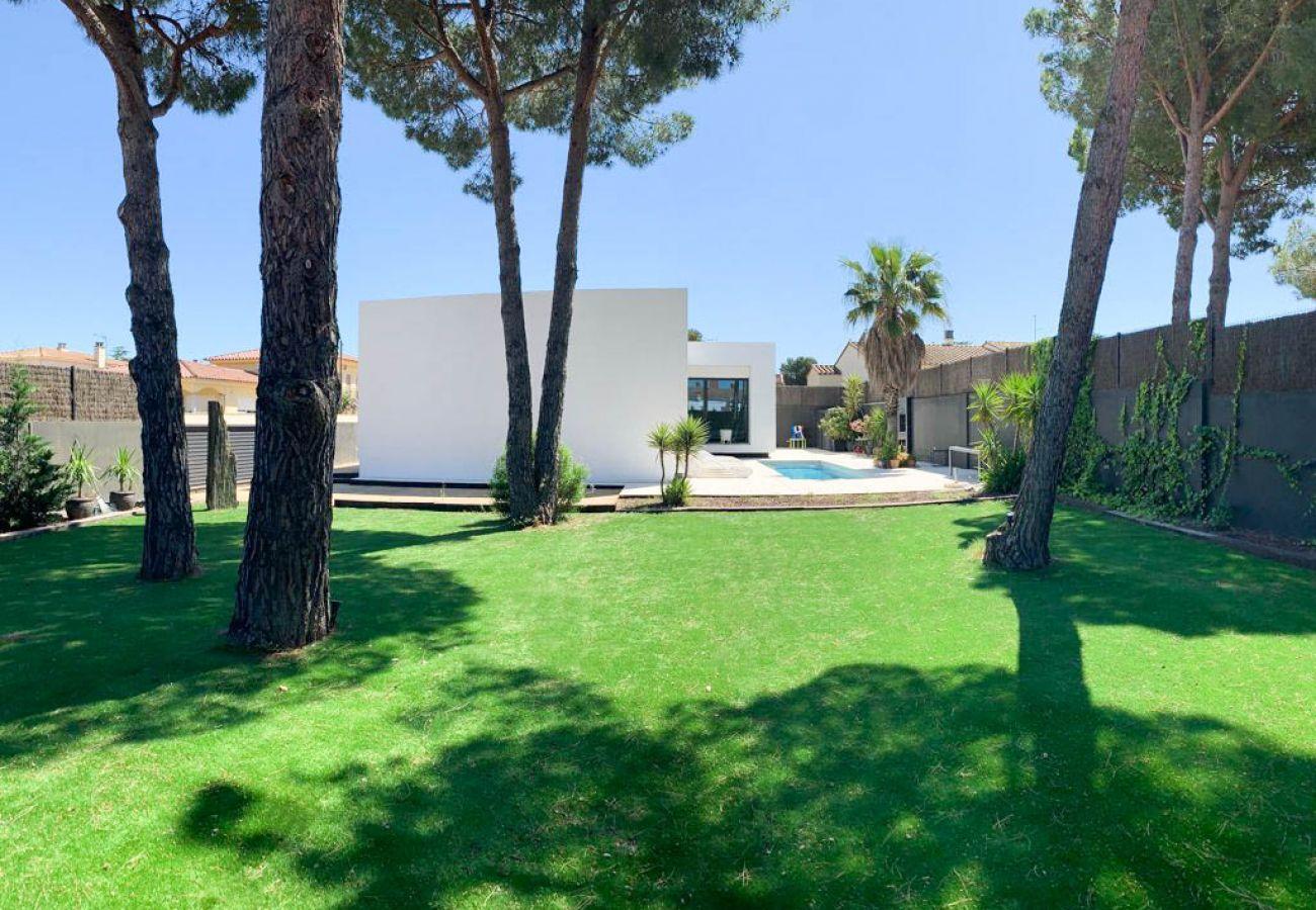 Villa à L'Escala - Blanca