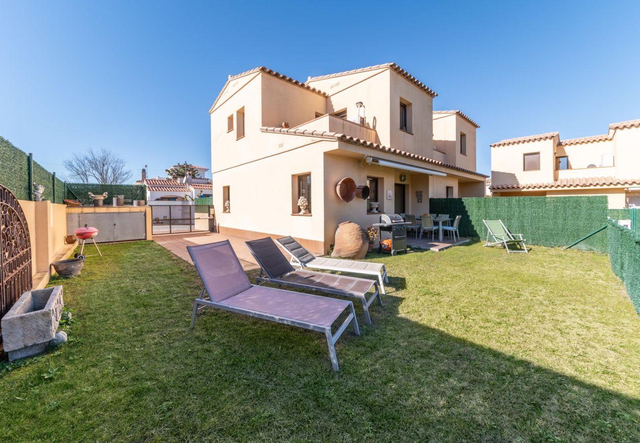 Villa à L'Escala - Rosa