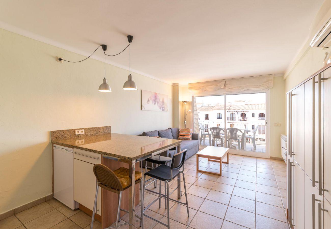 Appartement à L'Escala - Elena