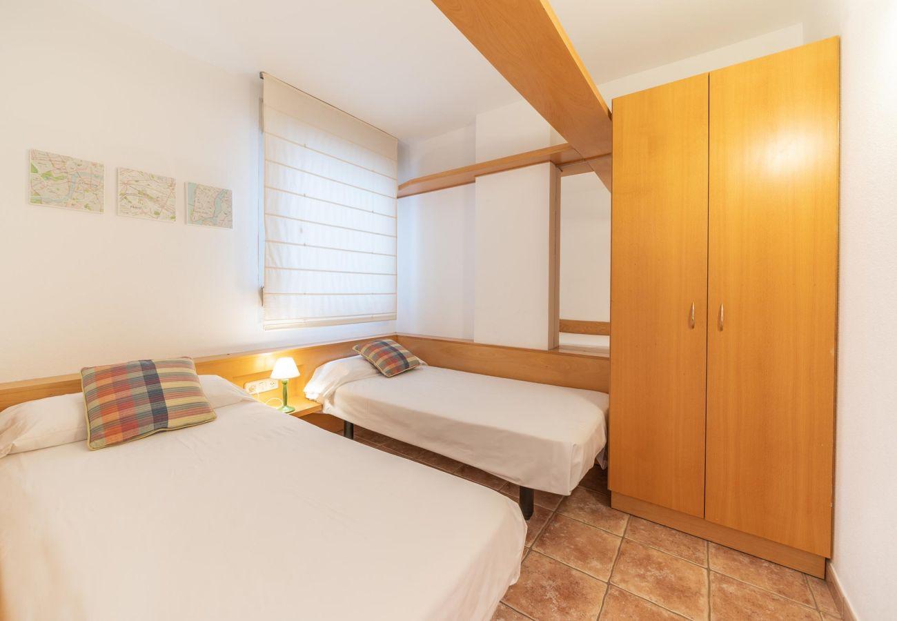 Appartement à L'Escala - Sandra