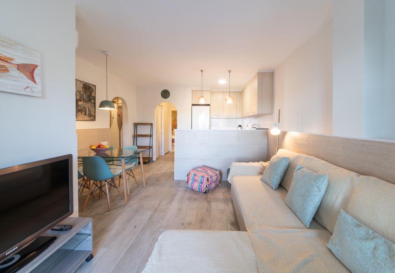 Appartement à L'Escala - Elisa