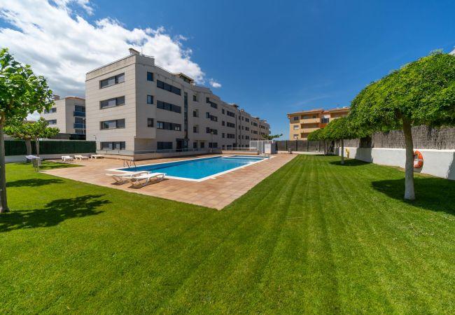 Апартаменты на L'Escala - Nina
